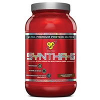 BSN Syntha-6 Ultra Premium Protein Matrix Review