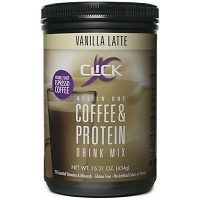 CLICK Coffee & Protein Drink Mix Review