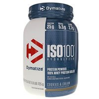 Dymatize ISO100 Protein Powder Review