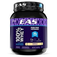 EAS 100% Pure Whey Protein Powder Review