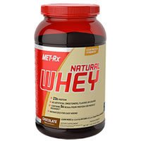 MET-Rx Natural Whey Review
