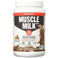 Muscle Milk Genuine Protein Powder Review