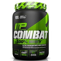 Musclepharm Combat 100% Whey Protein Review