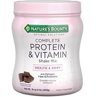 Nature's Bounty Complete Protein Shake Review