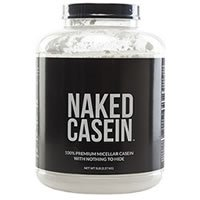 NKD Nutrition Naked Casein Review