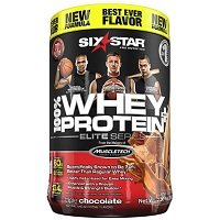Six Star Pro Nutrition 100% Whey Protein Plus Review