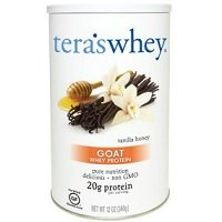 Tera's Whey Goat Whey Protein Review